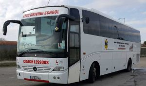 Coach (Bus) Driving Lessons
