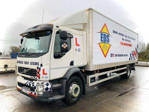 Rigid (Truck) Driving Lessons
